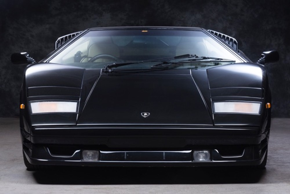 Lot 198 - 1989 Lamborghini  Countach 25th Anniversary