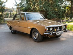 Navigate to Lot 219 - 1972 Rover P6 3500