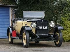 Navigate to Lot 133 - 1927 Fiat 503 12 H.P. Two-Three Seater Torpedo