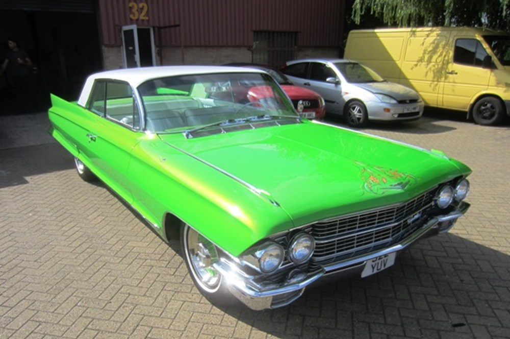 Lot 270 - 1962 12875 Coupé