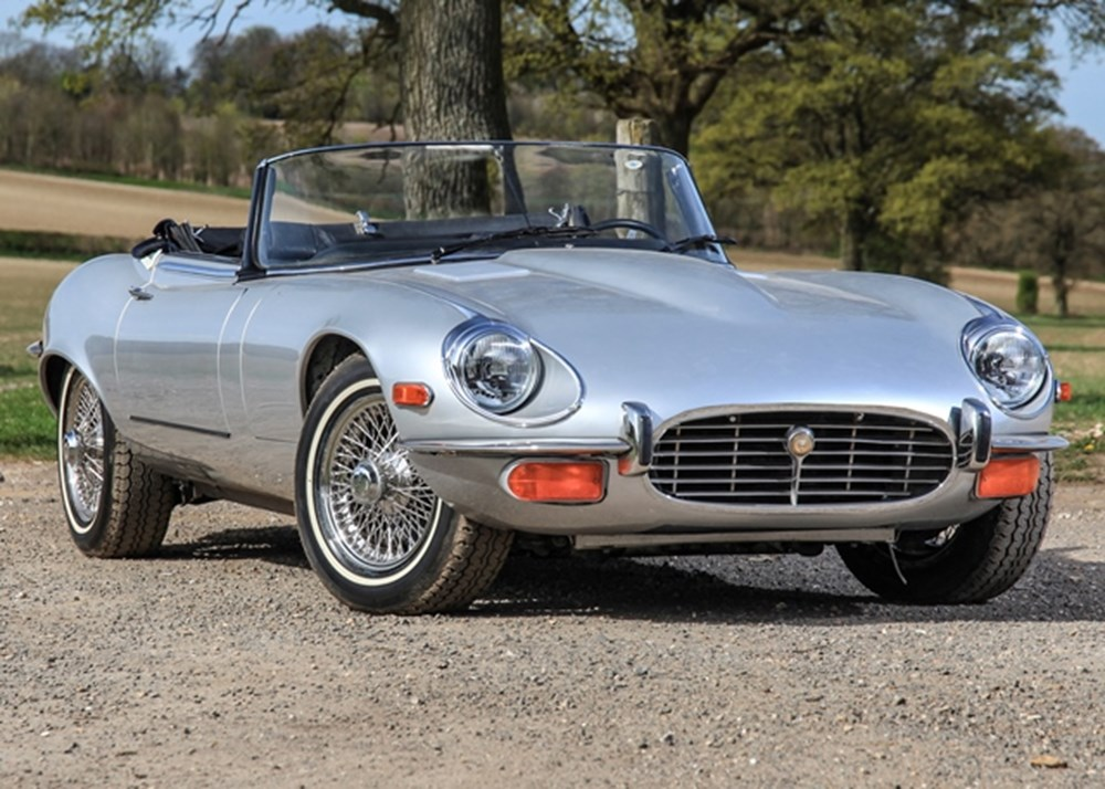 Lot 225 - 1973 Jaguar E-Type Series III Roadster *NOW AT NO RESERVE*