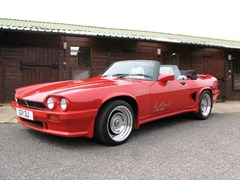 Navigate to Lot 314 - 1989 Jaguar Lister XJS Convertible (V12)