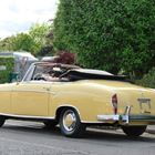 REF 6 Mercedes-Benz 220SE Convertible -
