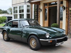 Navigate to Lot 274 - 1972 Triumph GT6 Coupé Mk. III