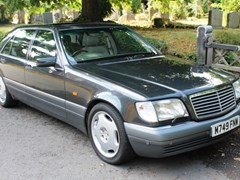 Navigate to Lot 323 - 1995 12987 S600 Limousine