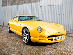 Navigate to Lot 134 - 1999 TVR CERBERA (4.5 Litre V8 AJP)