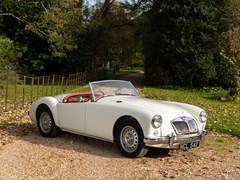 Navigate to Lot 249 - 1959 MG A Twin Cam Roadster
