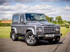 Navigate to Lot 131 - 2011 Land Rover Defender 90 2.4TD XS (Twisted upgrade)