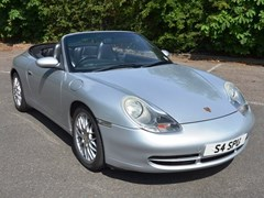 Navigate to Lot 239 - 1999 Porsche 911/996 Carrera 4