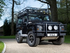 Navigate to Lot 233 - 2001 Land Rover Defender 90 County Td5