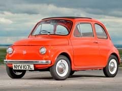 Navigate to Lot 256 - 1972 Fiat 500 F