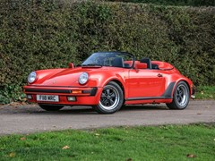 Navigate to Lot 277 - 1989 Porsche 911 / 930 Speedster