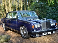 Navigate to Lot 247 - 1980 Rolls-Royce Silver Wraith II