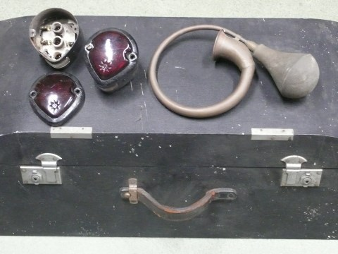 Lot 8. Travelling Trunk
