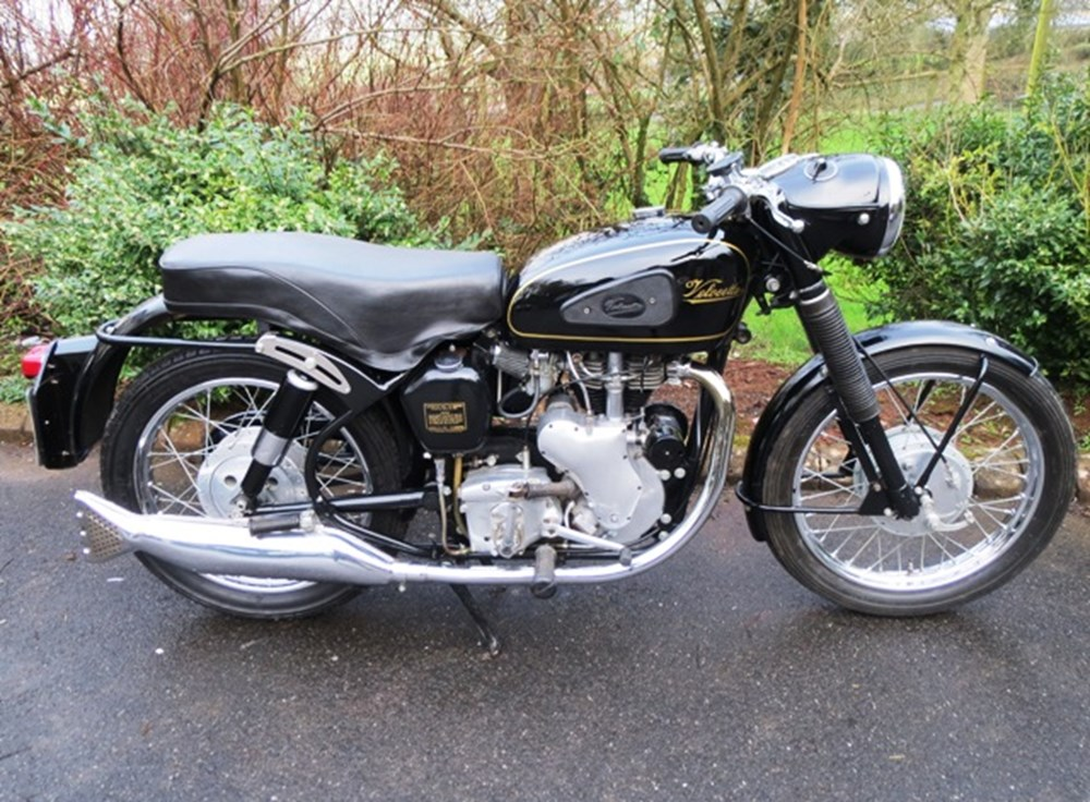 Lot 204 - 1965 Velocette Venom to 350cc Viper Specification