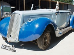 Navigate to Lot 298 - 1936 Humber Snipe Foursome Drophead Coupé