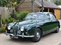 Navigate to Lot 123 - 1968 Jaguar Mk. II Saloon (2.4 litre)