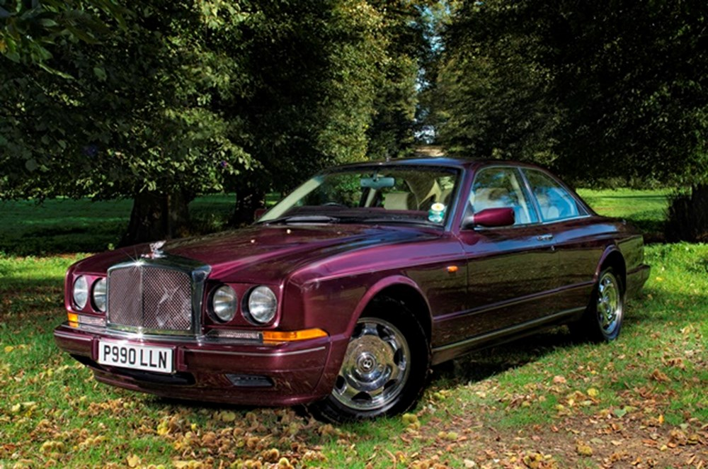 Lot 211 - 1996 Bentley Continental R