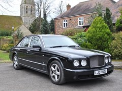 Navigate to Lot 248 - 2007 Bentley Arnage T Mulliner