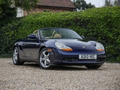 Navigate to Lot 122 - 2001 Porsche Boxster