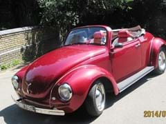 Navigate to Lot 204 - 1972 Volkswagen Beetle (Wizard) Convertible
