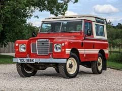 Navigate to Lot 131 - 1982 Land Rover Series III 88 Country (short wheelbase)