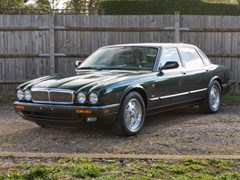 Navigate to Lot 205 - 1997 Jaguar XJ6 (4.0 litre)