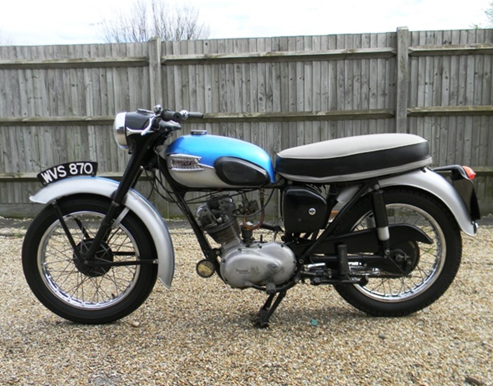 Lot 178 - 1959 13093 Tiger Cub C-Spec