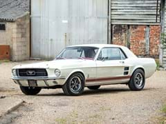 Navigate to Lot 140 - 1967 Ford Mustang 289 Notchback