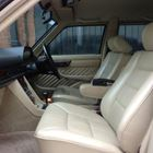 REF 93 1991 Mercedes-Benz 560 SEL (Armoured) -