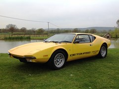 Navigate to Lot 288 - 1972 De Tomaso Pantera