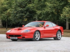 Navigate to Lot 172 - 1998 Ferrari 550 Maranello
