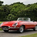 Ref 89 1961 Jagaur E-Type Series I Roadster 'Flat Floor' -