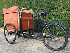 Navigate to Lot 101 - Circa 1940  Warwick Tricycle