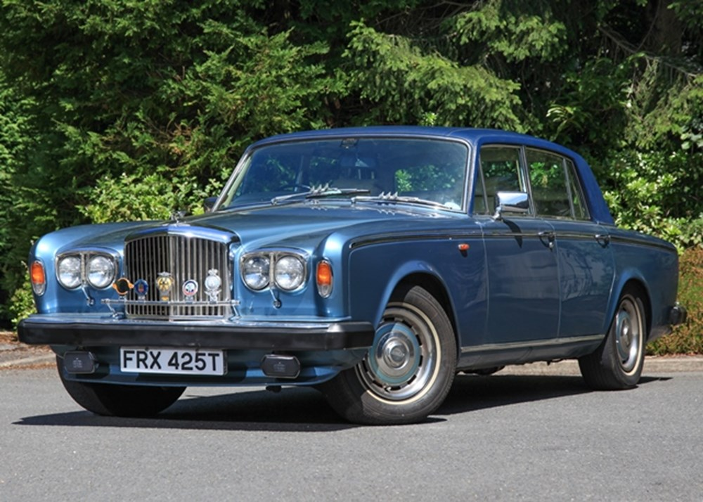 Lot 149 - 1979 Bentley T2
