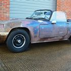 Ref 41 1969 Lotus Elan S4 Drop Head Coupé -