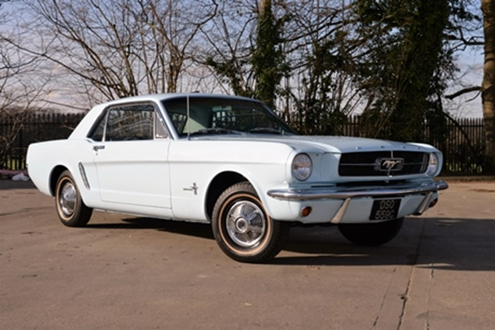 Lot 220 - 1965 Ford Mustang Notchback