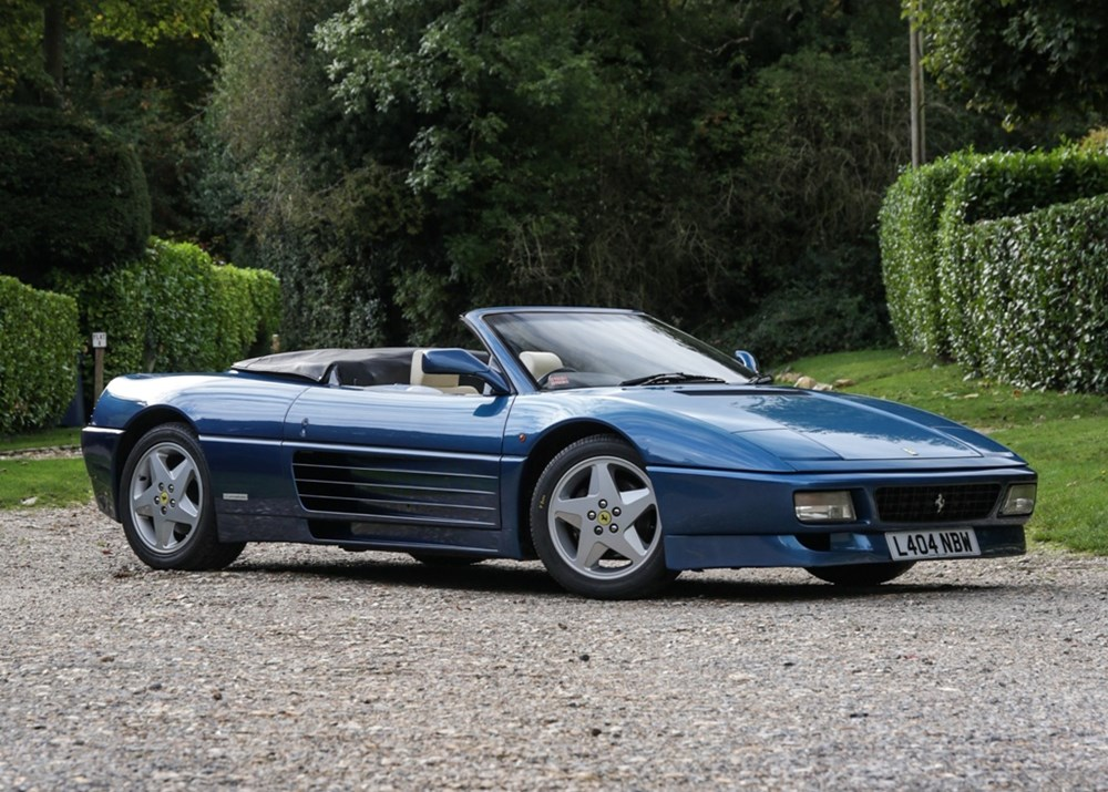 Lot 156 - 1993 Ferrari 348 Spider