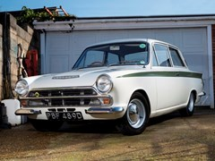 Navigate to Lot 197 - 1966 Ford Lotus Cortina Mk.I