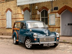 Navigate to Lot 228 - 1968 Morris Traveller