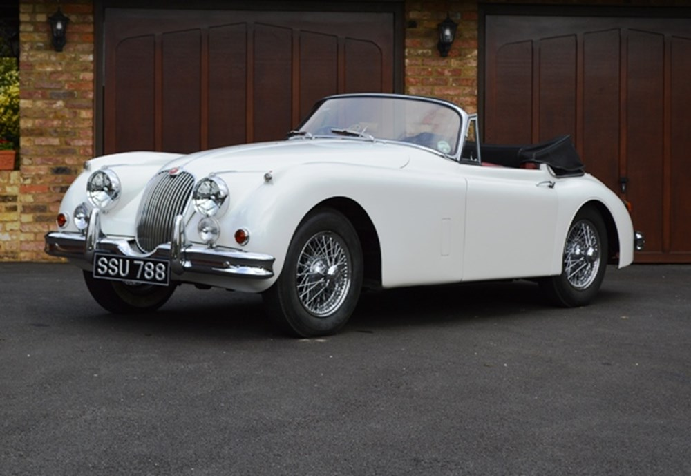 Lot 164 - 1960 Jaguar XK150 SE Drop Head Coupe