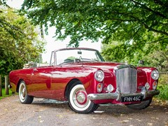 Navigate to Lot 192 - 1962 Bentley S2 Continental Drophead Coupé by Park Ward