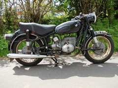 Navigate to Lot 365 - 1955 BMW R50