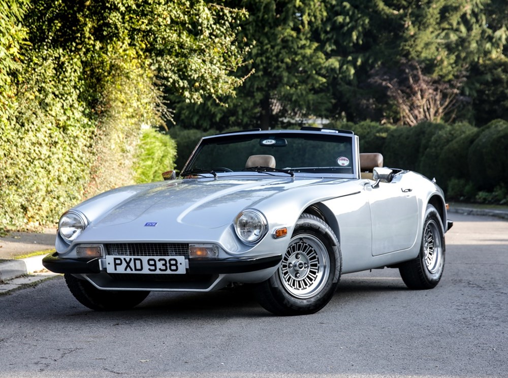Lot 111 - 1978 TVR 3000S