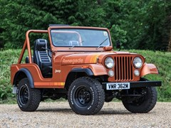 Navigate to Ref 57 1974 Jeep CJ5