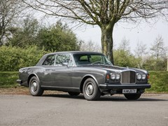 Navigate to Lot 242 - 1980 Bentley Corniche Fixedhead Coupé