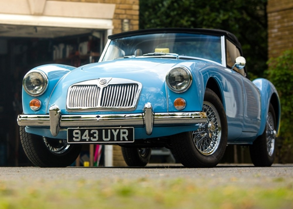 Lot 189 - 1959 MG A Roadster (1600cc)