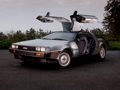Navigate to Lot 242 - 1981 DeLorean DMC-12