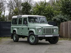 Navigate to Lot 173 - 2015 Land Rover Defender 110 Heritage