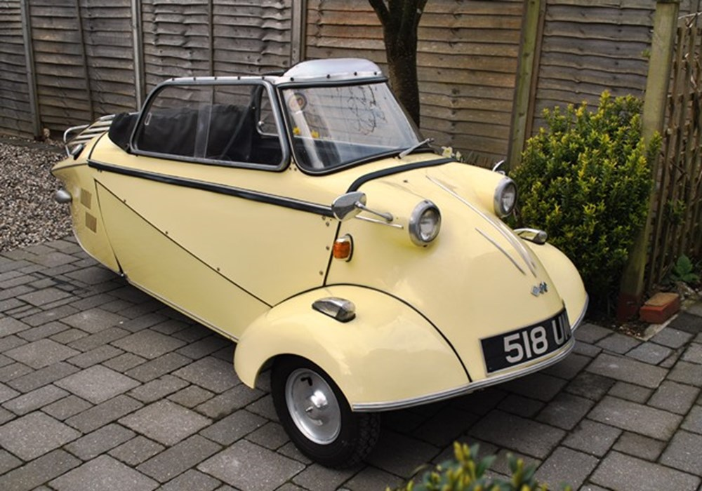 Lot 116 - 1959 Messerschmitt KR200